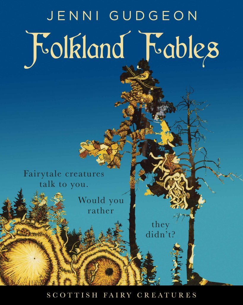 Folkland Fables cover